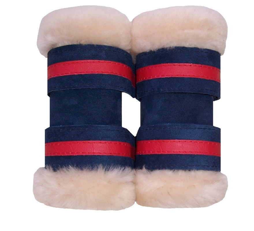 Sheepskin Boots Annesley Horse Rugs Boots